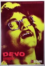 DEVO FILLMORE #58/1988 NEVER ROLLED/CONCERT POSTER