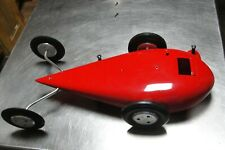 McCoy Teardrop Tether Car