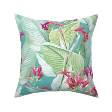 Indian River Textiles Modern Throw Pillow Cover w Optional Insert by Roostery