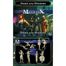 Malifaux The Arcanists BNIB Smoke and Mirrors - Colette Crew WYR20318