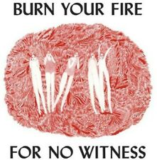 Angel Olsen - Burn Your Fire for No Witness [New CD]
