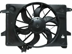 For 1998-2000 Mercury Grand Marquis Auxiliary Fan Assembly 93461CZ 1999
