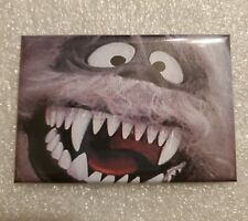 """The abominable Snowman Christmas Refrigerator Magnet 2"""" by 3"""""""