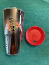 New listing Chicago Blackhawks 2013 Stanley Cup Champions Tervis Tumbler 24oz With Lid. Used