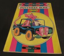 1979 THE PINK PANTHER HERITAGE NO.3022 FRENCH EDITION Free Shipping Canada & Usa