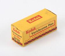 KODAK 120 VERICHROME PAN FILM, EXPIRED JUL 1959, SOLD FOR DISPLAY/cks/196613