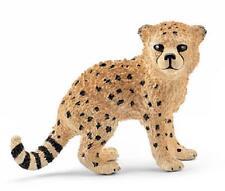 Gepardenbaby Schleich 14747 Wild Life Gepard Katze