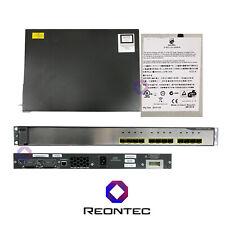 Cisco Catalyst 3750 Series SwitchWS-C3750G-12S-S 12 Port SFP Gigabit