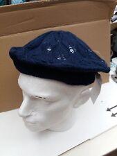 Donna Morbido Berretto/Cappello Beanie realizzati in morbido 100% acrilico-Navy