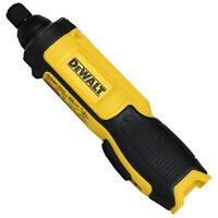 """Dewalt DCF682 8V MAX Li-Ion 1/4"""" Hex Gyroscopic Inline Screwdriver Tool Only"""