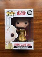Funko Pop! Star Wars: The Last Jedi - Supreme Leader Snoke Action Figure