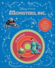 "Disney ""Monsters"" Storybook (Disney Book & CD),Unnamed"