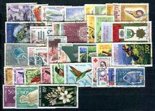 COMOREN 1956-1969 gestempelt WERTE 190€(K9633