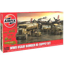 AIRFIX A06304 WWII USAAF 8th Air Force Bomber Resupply Set 1:72 Scale