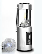 UCO 9 Hour Original Candle Lantern PLUS LED - Aluminium