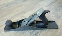 Vintage Stanley Bailey Smooth Bottom Wood Plane No. 5 1/2 US Pat Apr-19-10