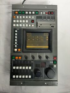 Sony MSU-750 Master Setup Unit