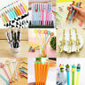 Lots Styles Ballpoint Gel Pen Pencil School Student Stationary Office Writing
