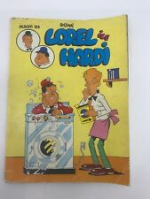 LAUREL & HARDY #218 - 1980s 80s - Foreign Comic Book - ULTRA RARE - 4.0 VG