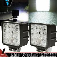 2X Polaris RZR S Ranger XP 1000 900 800 LED Reverse Backup Rear Light 4Inch Lamp