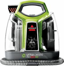 Portable Carpet Cleaner Pet Spot Stain Upholstery Cleaner Little Green ProHeat