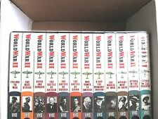 World War II - 12 Pack Set (VHS/EP), Documentaries, New In Box