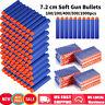 Lots 100-1000Pcs Soft Foam Bullet Darts For Kids Toy Gun Blasters Xmas Gift