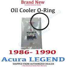 1986- 1990 ACURA LEGEND Genuine OEM Oil Cooler O-Ring 62.4 x 3.1