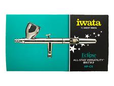 ANEST IWATA HP-CS Eclipse HP CS Dual Action Airbrush Gun Gravity Made Japan NEW