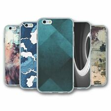 For iPhone 6 6S Silicone Case Cover Abstract Collection 4