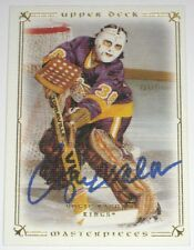 ROGIE VACHON SIGNED 08-09 UPPER DECK MASTERPIECES KINGS CARD AUTOGRAPH AUTO!!!