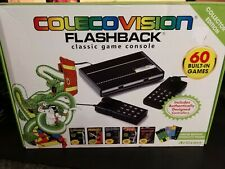 COLECOVISION FLASHBACK Classic Game Console System in box Tested & Working Retro