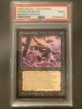 MTG Magic the Gathering Guardian Beast Arabian Nights PSA Mint 9