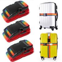 2M Koffergurt Gepäckgurt Gepäckband Kofferriemen Kofferband Reise  Gepäck Urlaub