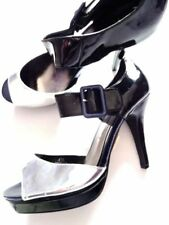 Marks and Spencer Party Peep Toe Heels for Women