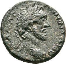 Ancient Rome MACEDON KOINON 138-161 AD ANTONINUS PIUS THUNDERBOLT #3