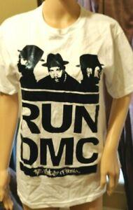 Anthill Rockware Run DMC The Kings Of Rock-Girls T-shirt Size S