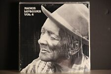 MANCE LIPSCOMB LP VOL. 4 1967 FIRST MONO PRESSING NEAR MINT  BLUES
