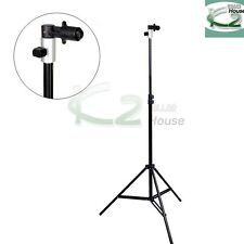 Photo Studio Light Stand with Reflector Holder Clip Backdrop Background Clamps