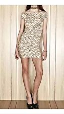 MAURIE AND EVE Brand New Bamboo Design Dress 10