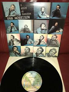 VAN MORRISON A Period Of Transition VINYL LP UK 1977 Warner Bros K 56322 VG+/VG+