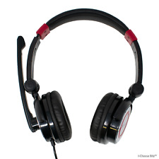 USB Stereo 5.1 Headset with Microphone / For Skype, Gaming, PC Computer USB 2.0