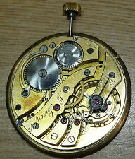 Rare L. Leroy pocket watch movement, complete in very good condition, works fine