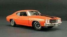 GMP ACME 1:18 1970 CHEVELLE SS454 MONACO ORANGE TOP A1805502 ONLY 996 MADE