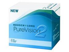 PUREVISION 2HD - 2 Monatslinsen - Bausch & Lomb - (2 Stk)
