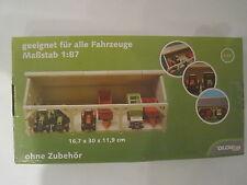 Bauernhof Maschinenhalle 1:87 H0  ideal f. Landschaftsbau Diorama