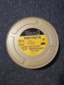 Kodak Vision 3 5219 500T 35mm color negative film-39m, 130feet