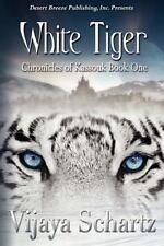 White Tiger by Vijaya Schartz (2012, Paperback)