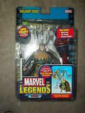 2006 MARVEL LEGENDS LOKI BONUS JOURNEY INTO MYSTERY 116 ONSLAUGHT BAF NICE