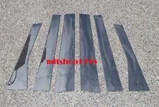 VOLKSWAGEN POLO IV MK4 Carbon Pillar Panel Covers
